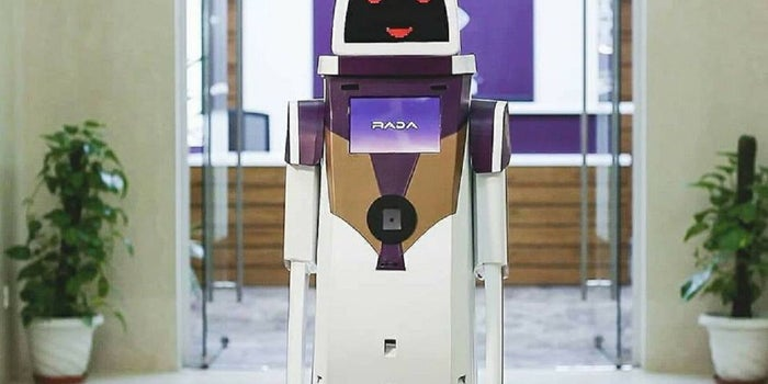 Robots Have Arrived in India and They are Here to Stay