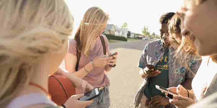 Teens Are Increasingly Ditching Facebook. Here's How Entrepreneurs Should Respond.