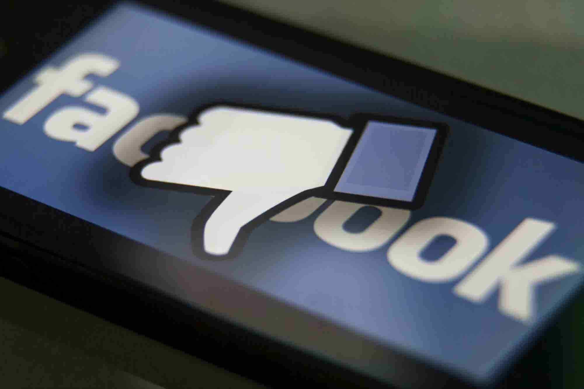 Don't Be Facebook -- Here's How to Earn and Keep Your Customers' Trust