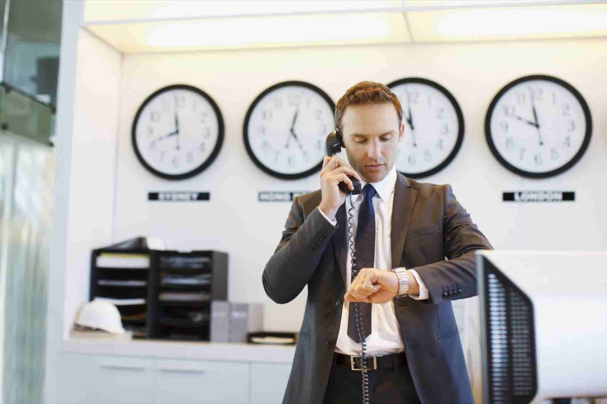 Clock Watching: How to Keep Your Teams Synchronized Across Different T...