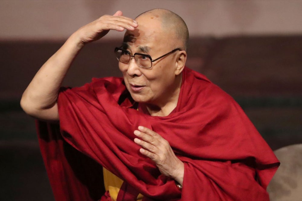 40 Dalai Lama Quotes To Make You Happier Stronger And More Successful Mesmerizing Dalai Lama New Year Quotes