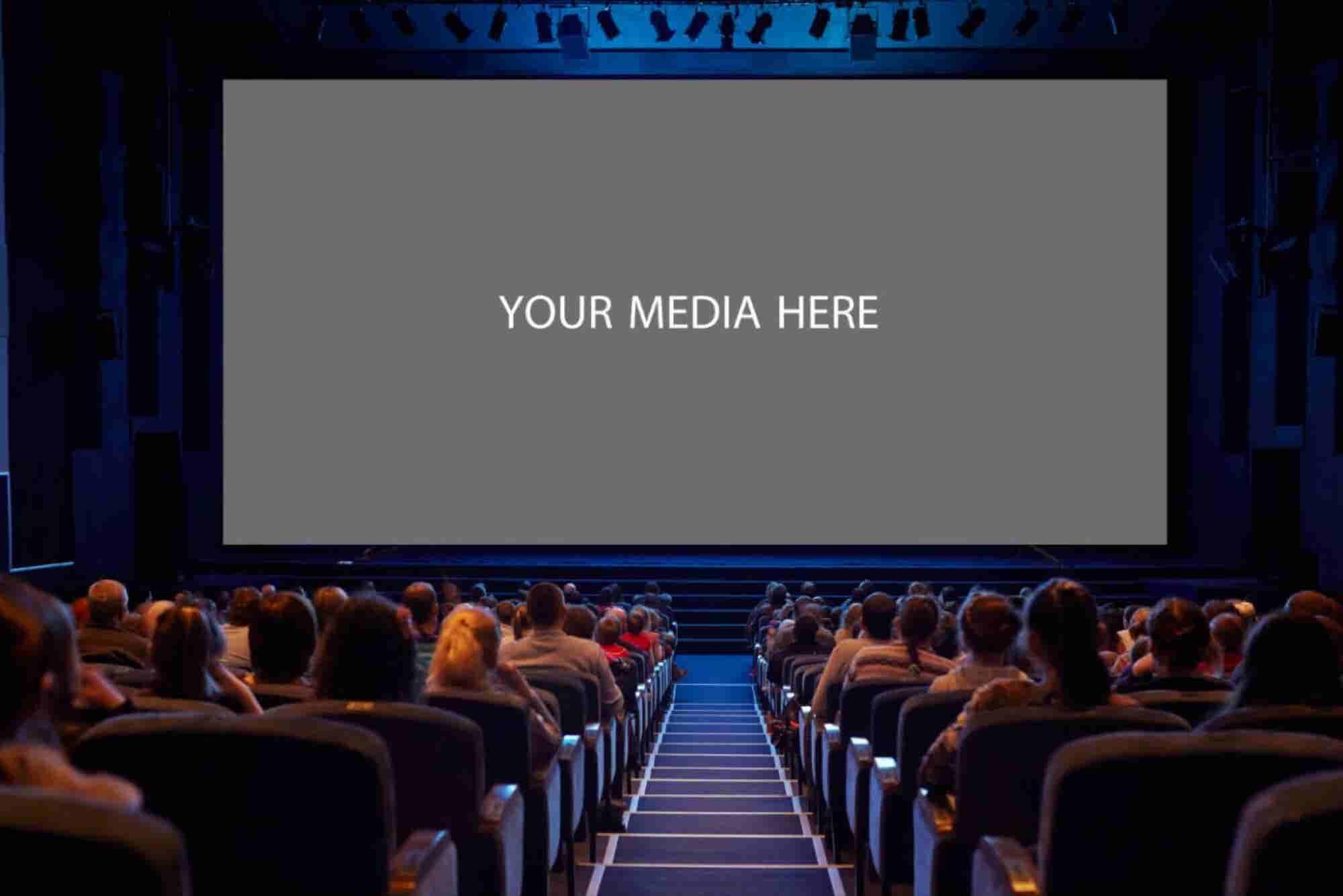 Conoce a la productora hispanoamericana que promueve salas de cine