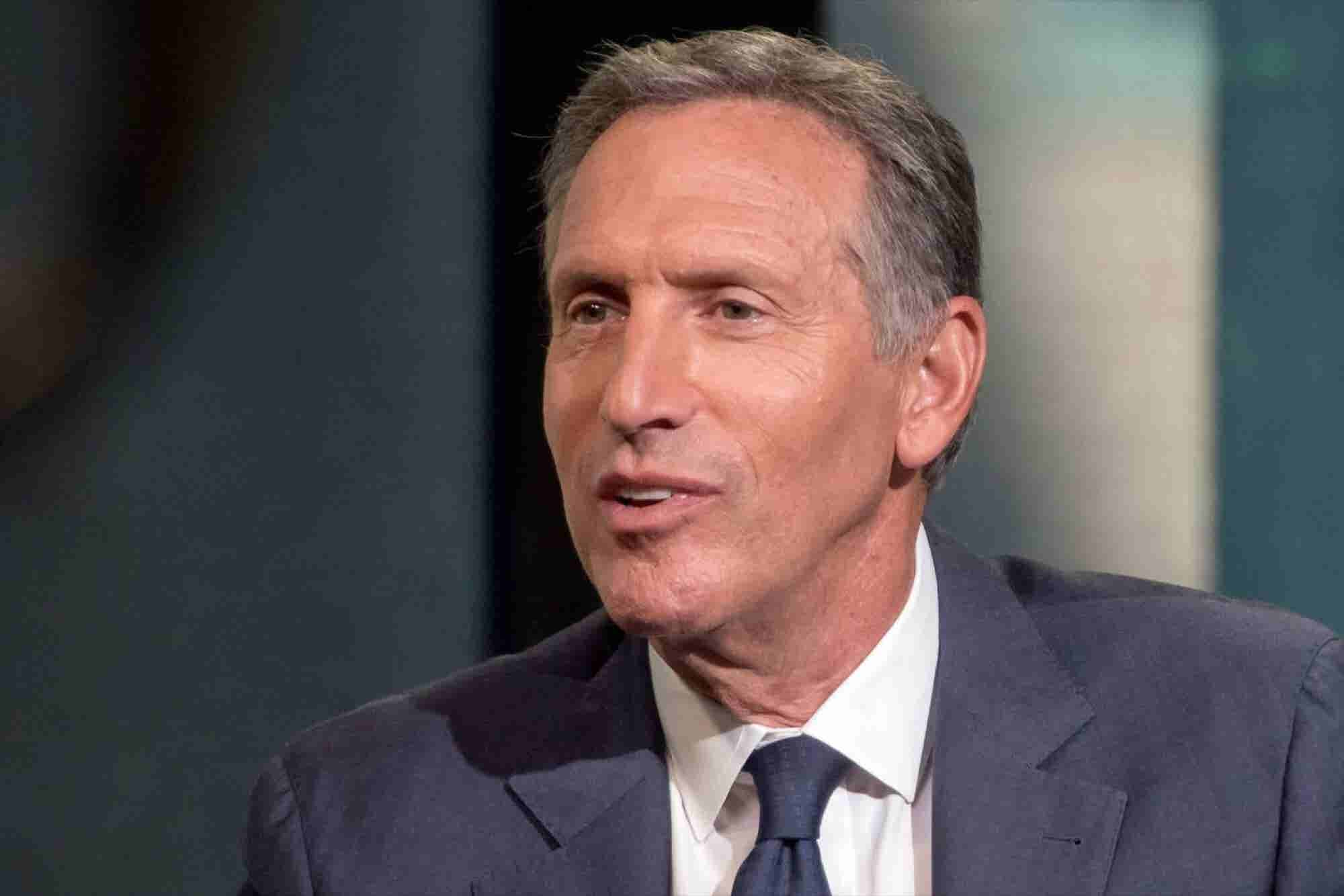 10 Inspiring Quotes From Howard Schultz on Great Leadership and Business Success
