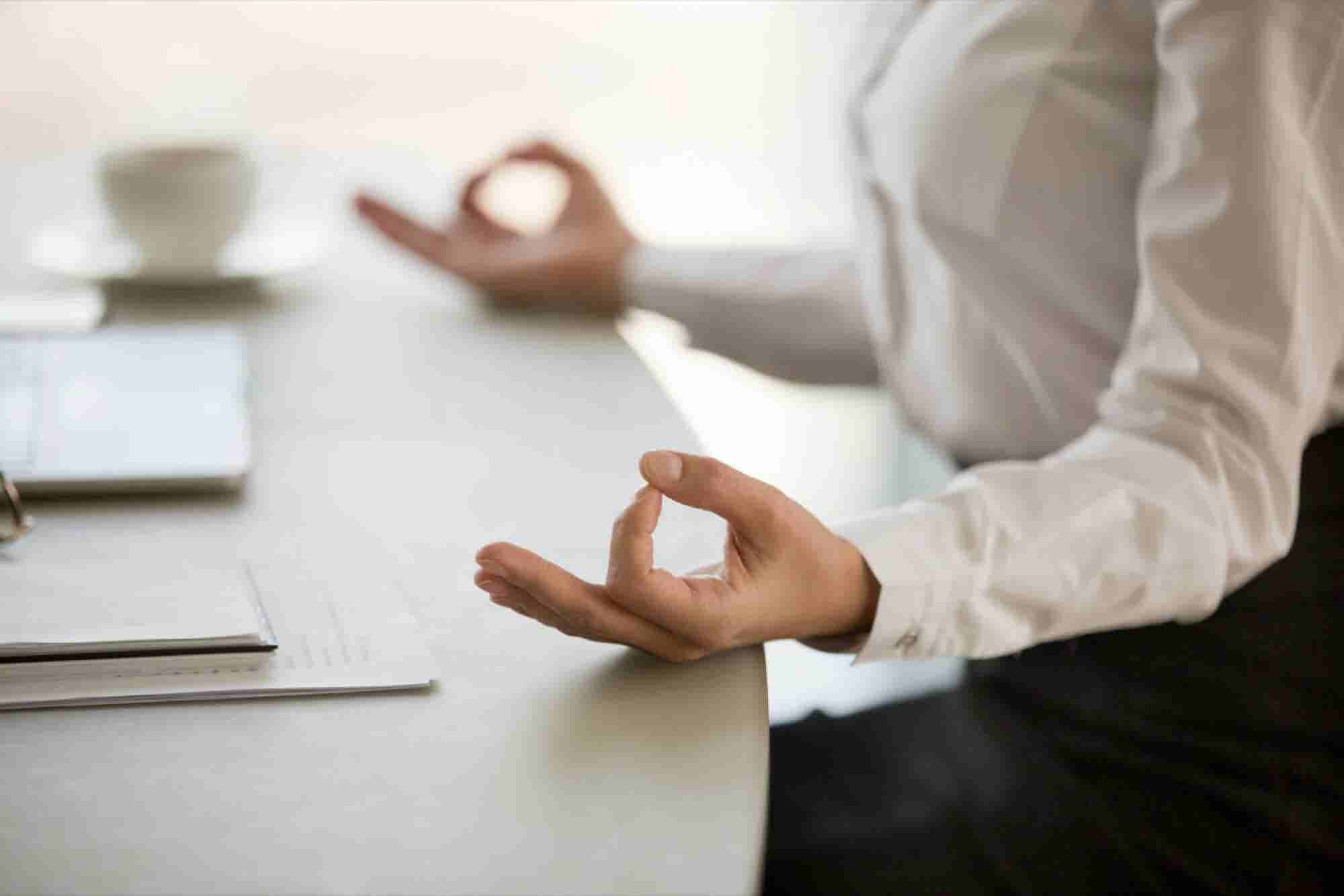 Maintaining A Healthy Mind And Body Is Key To Finding Balance As An Entrepreneur