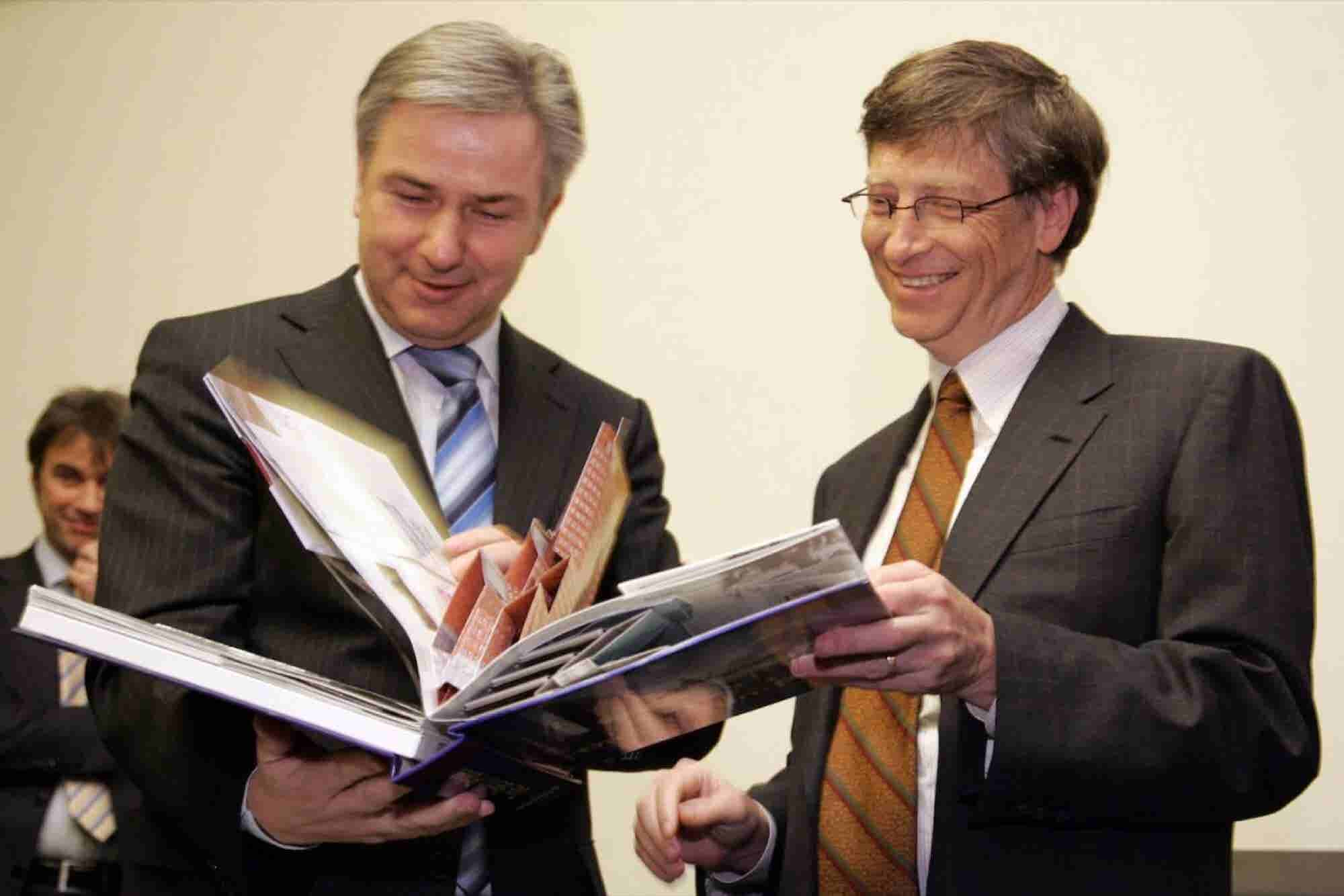 Bill Gates Is Giving Away Free Copies of One of the Most Important Boo...
