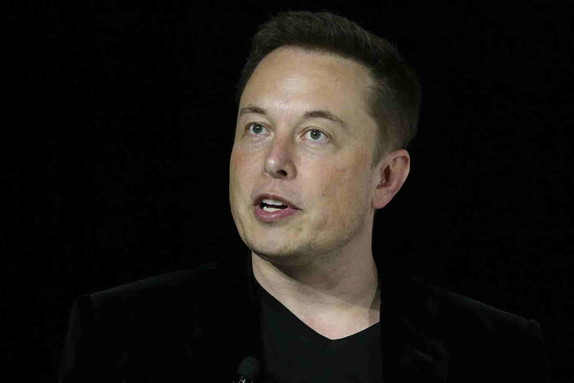 An Emotional Elon Musk Lays Out Tesla's Future Plans and Admits He Has...