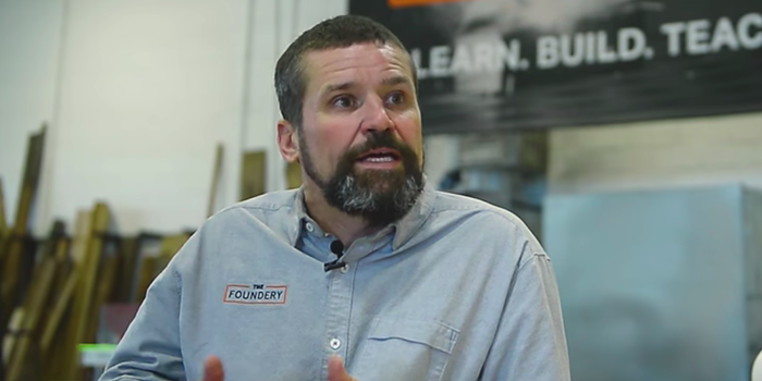 The Greatest Risk Is Taking No Action, Says This Military Vet Entrepreneur