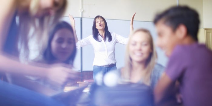 How Talking Too Much in Class Turned Into My Greatest Asset