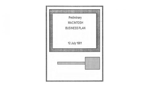Business plan template news topics need a business plan template here is apples 1981 plan for the accmission Choice Image