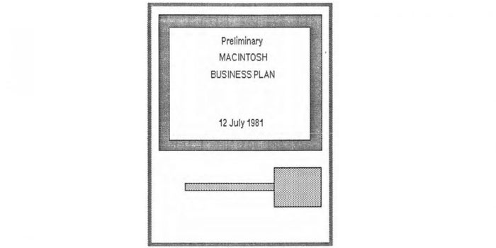 Need a business plan template here is apples 1981 plan for the mac flashek Image collections