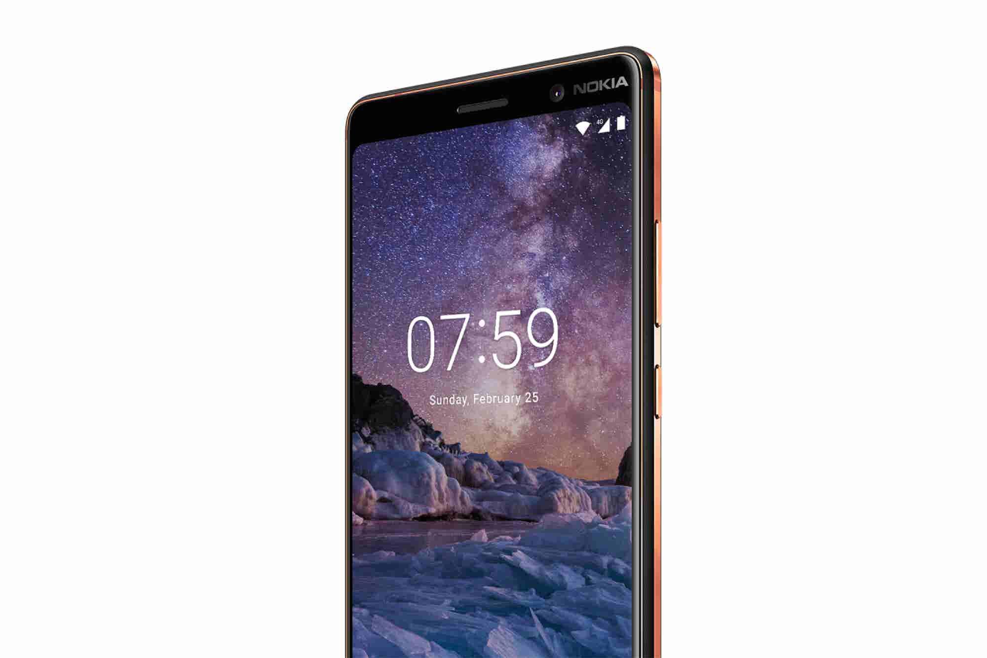 Picture Perfect: Nokia 7 Plus