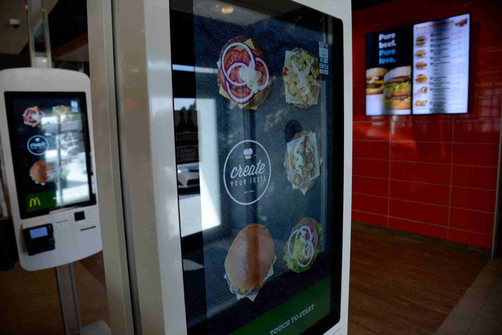 McDonald's Is Adding Self-Order Kiosks to 1,000 Stores