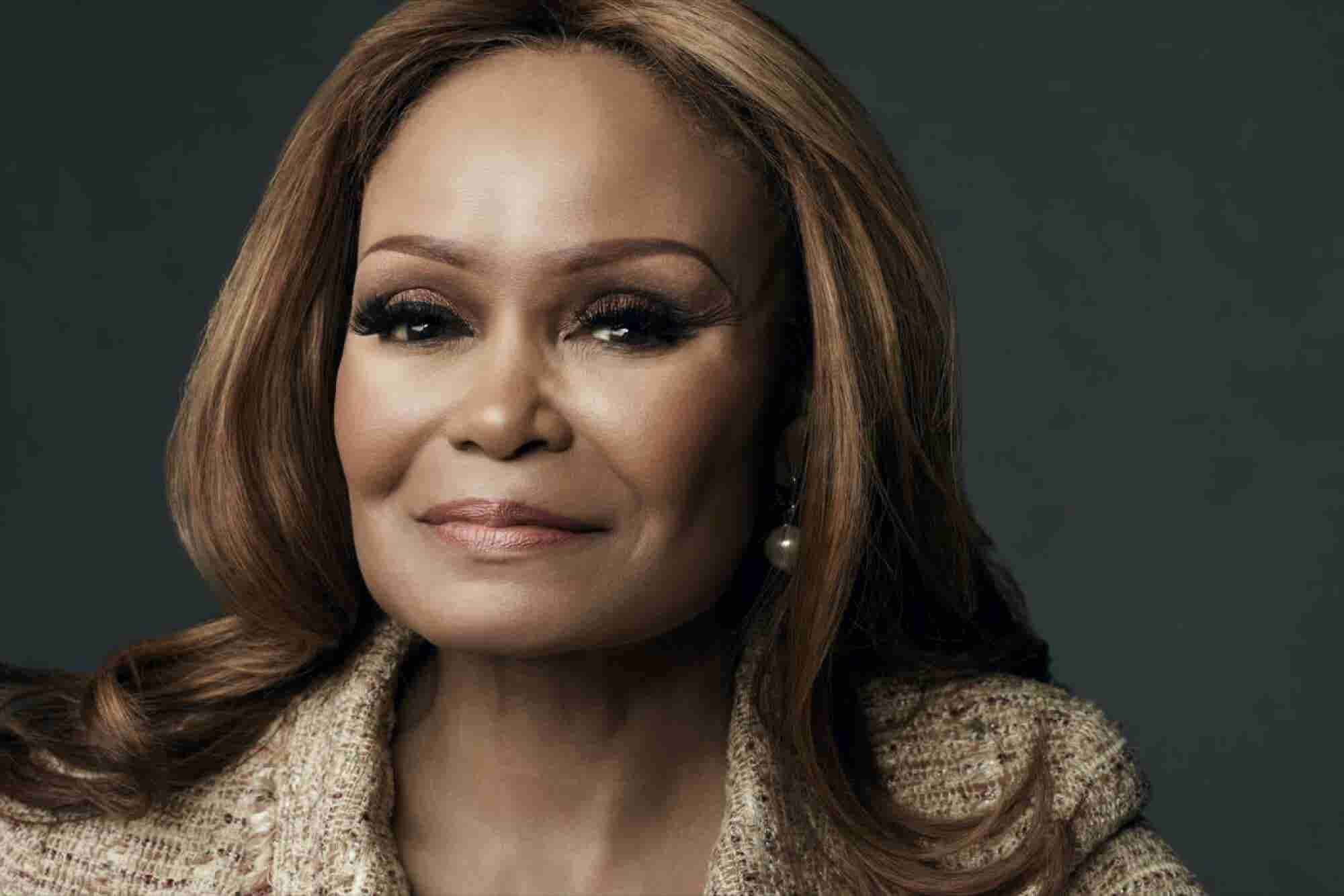 The First Black Woman to Own and Run a Billion-Dollar Company Says That Trusting Yourself Is Key to Success