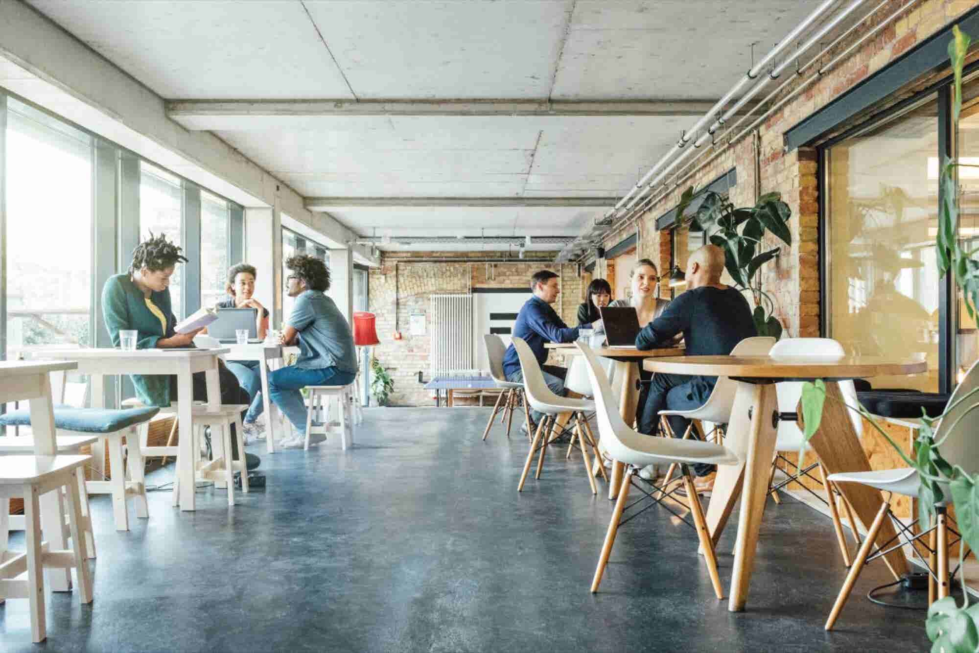 The Stats on Co-working Spaces Are Even Better Than What They Seem