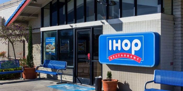 ¿Por qué IHOP cambiará de nombre el lunes?