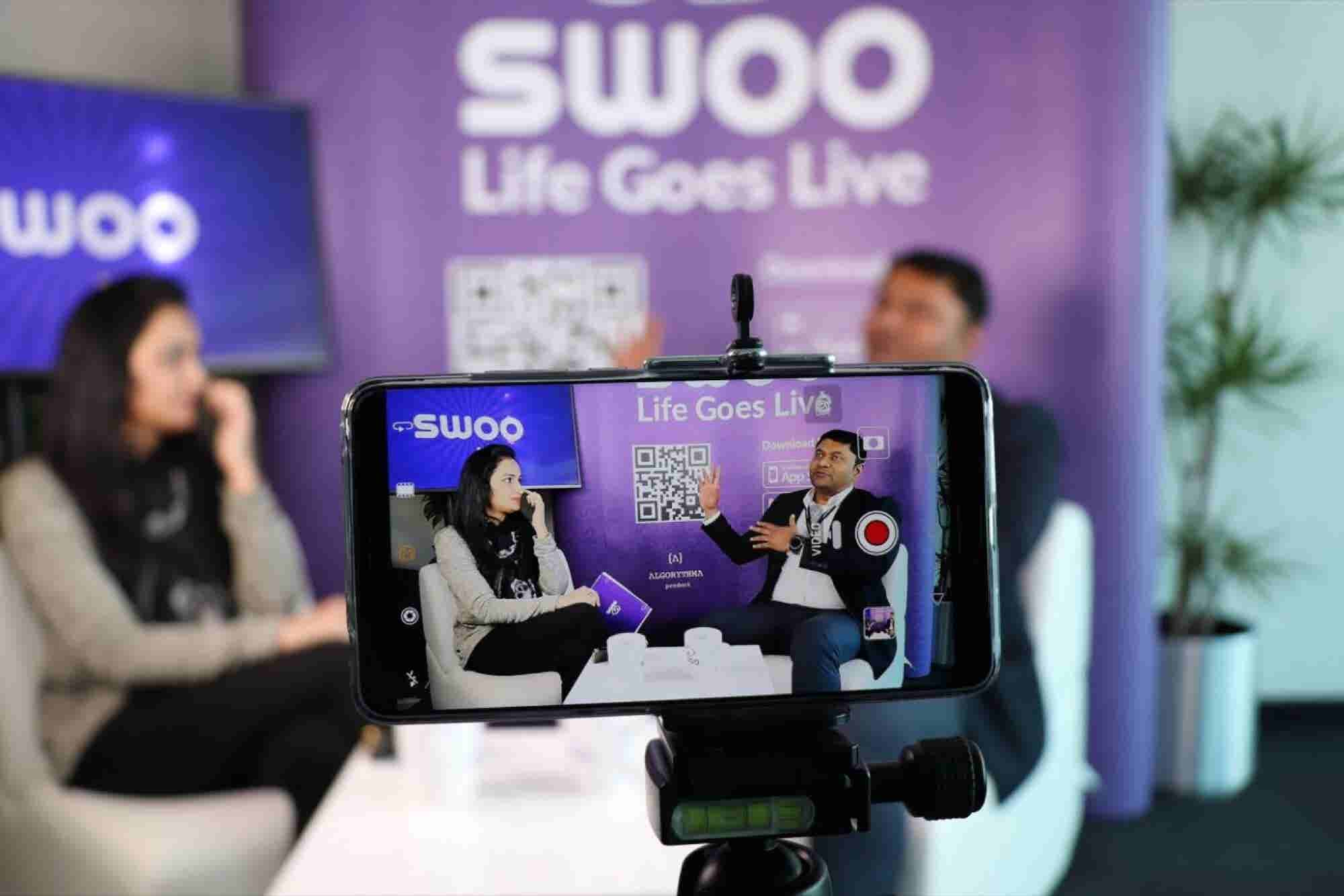 Get Engaged: Live Broadcasting App Swoo Aims To Make A Dent In UAE's Social Scene