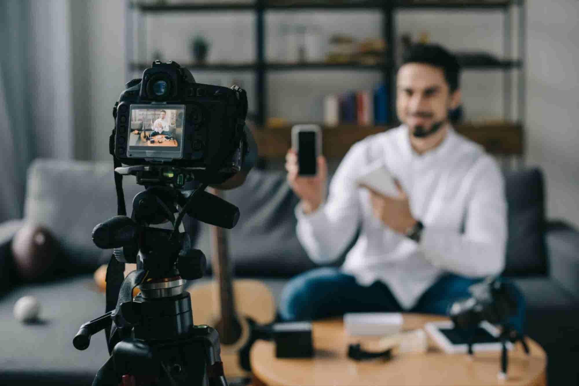 Haz un video testimonial exitoso de tu producto
