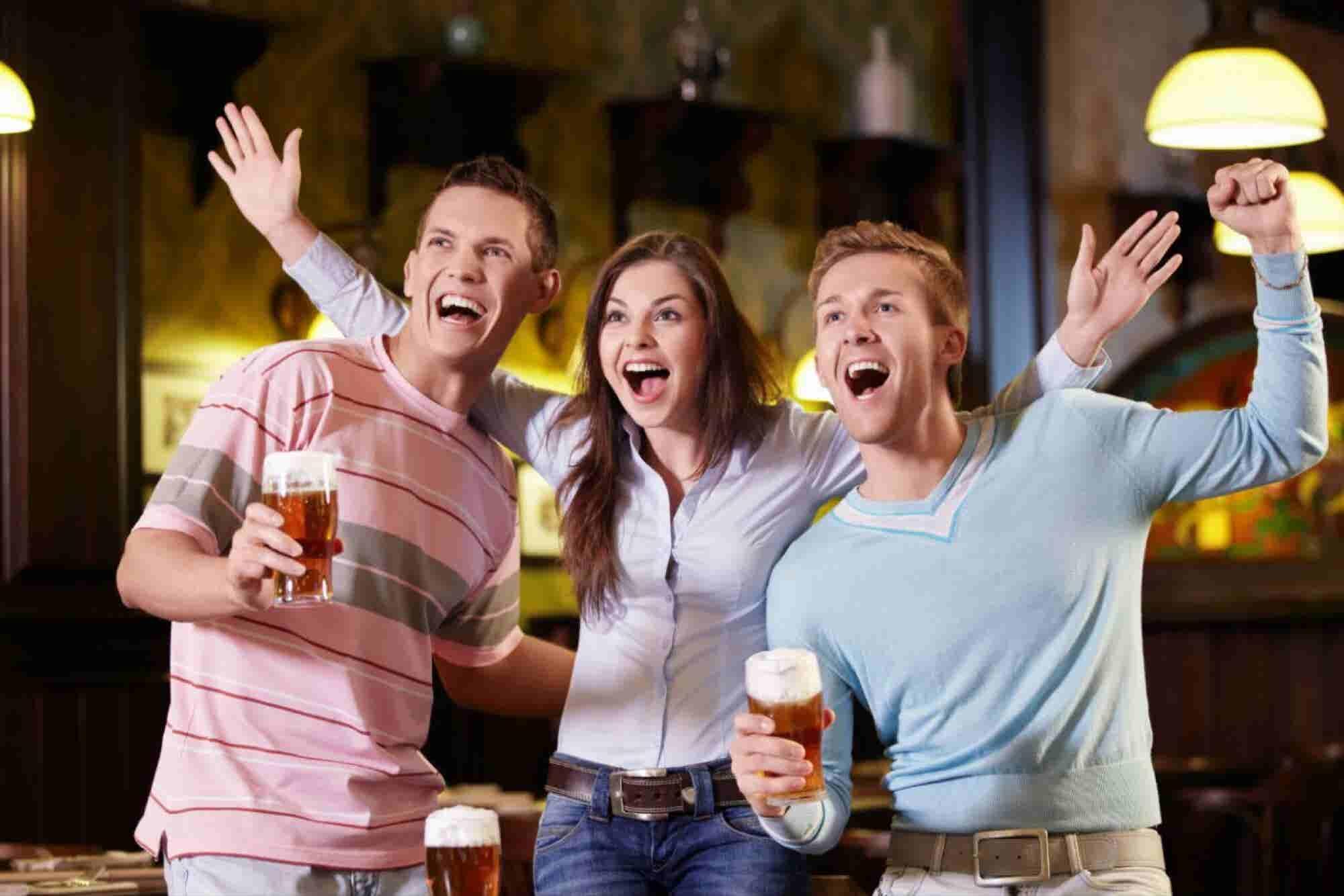 ¡Abre un restaurante deportivo!