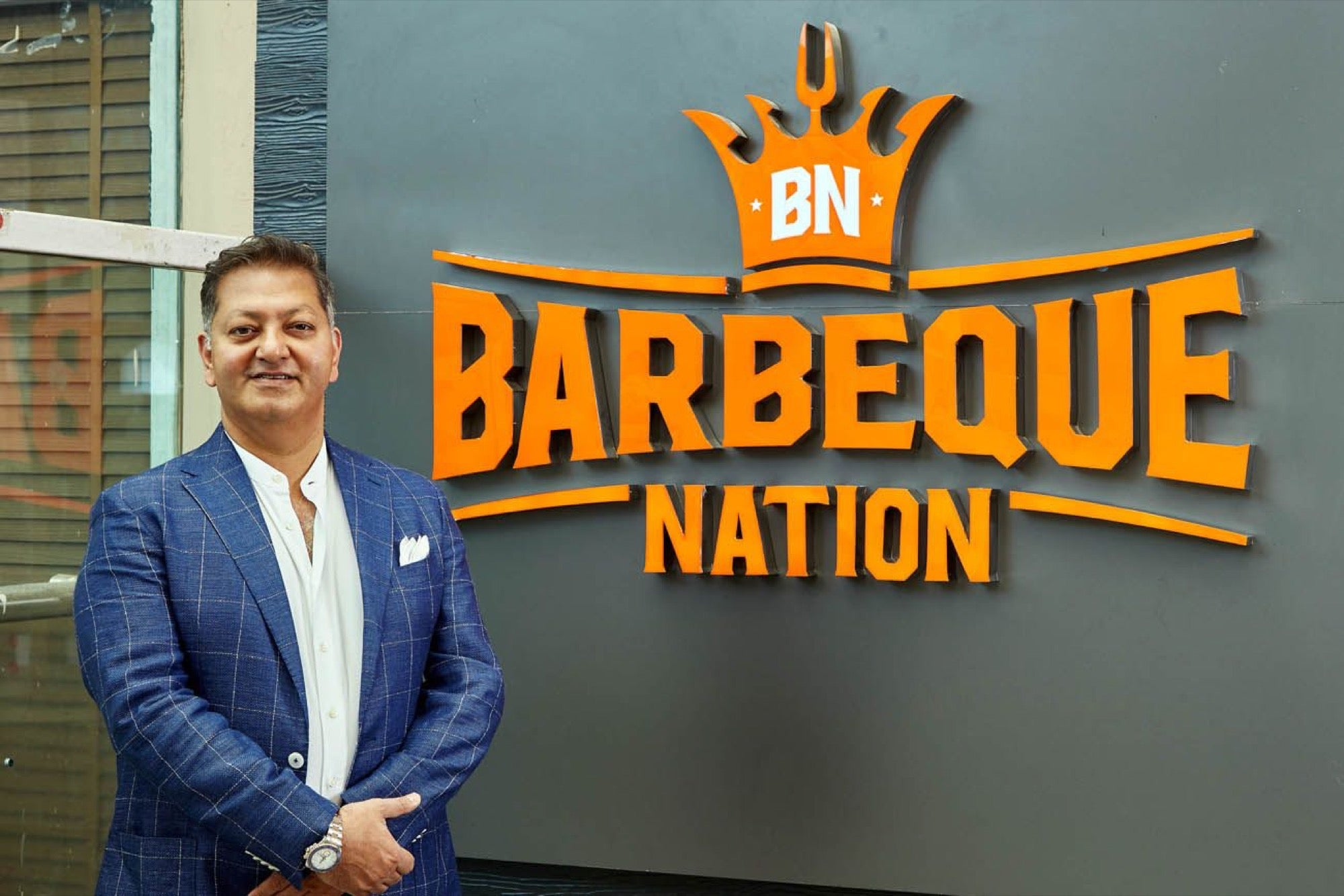 Barbeque Nation's Kayum Dhanani on the Brand Success