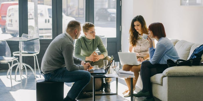 Creating and Collaborating: That's all about Co-working
