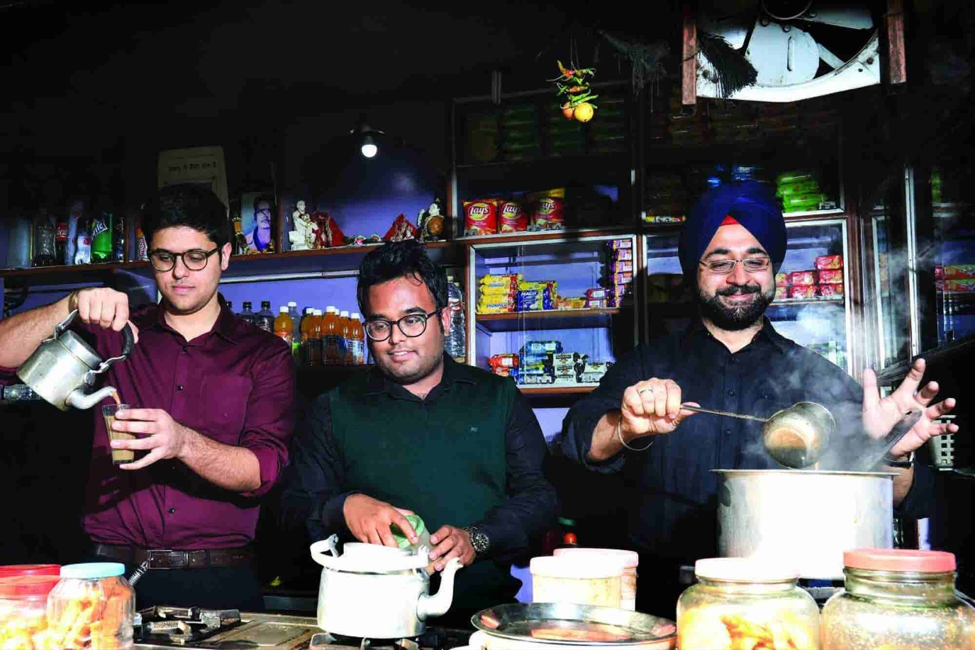 How These Tea-Preneurs Are Redefining India's Chai Culture