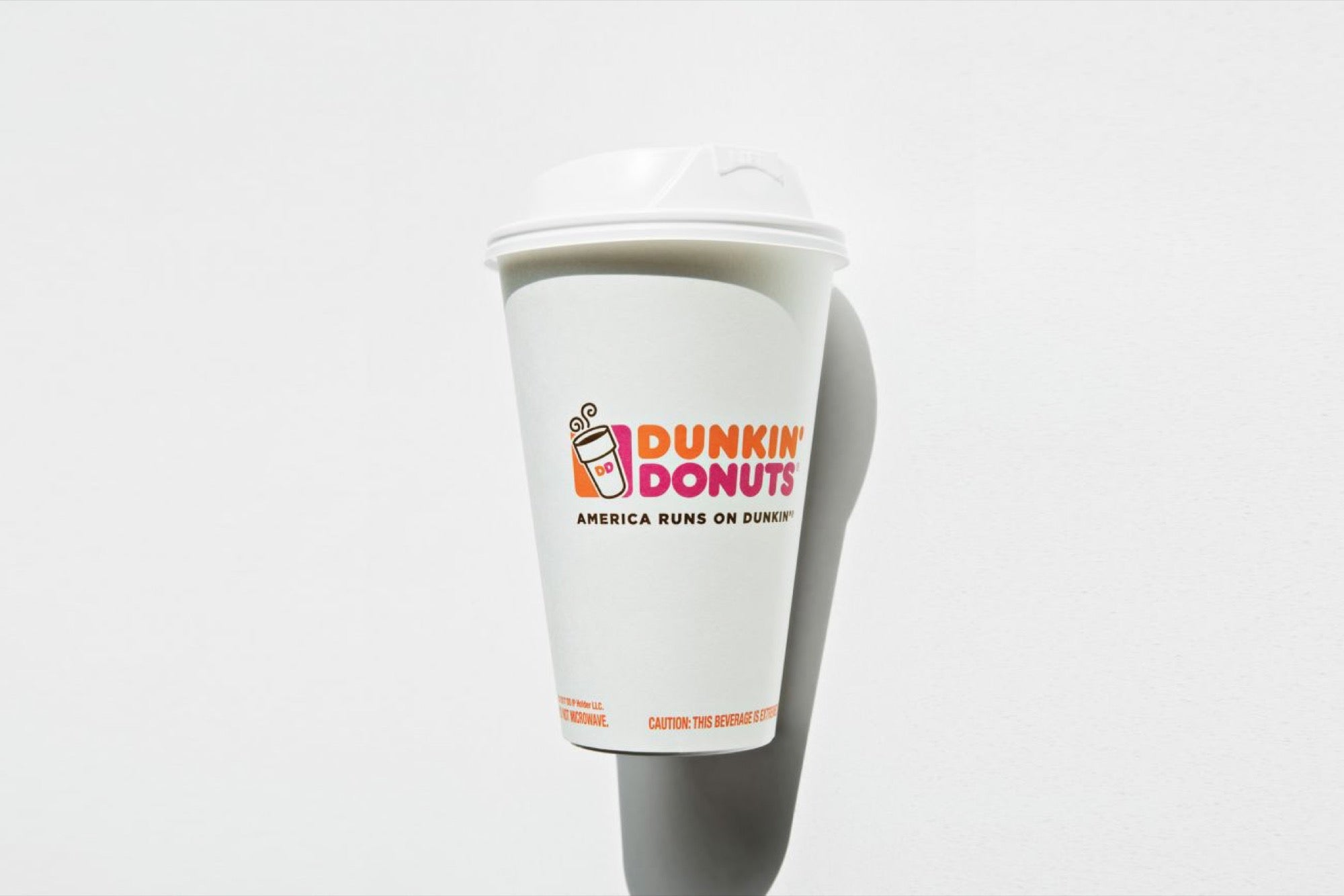 Why It Took Dunkin\' Donuts 10 Years to Build the Perfect New Cup