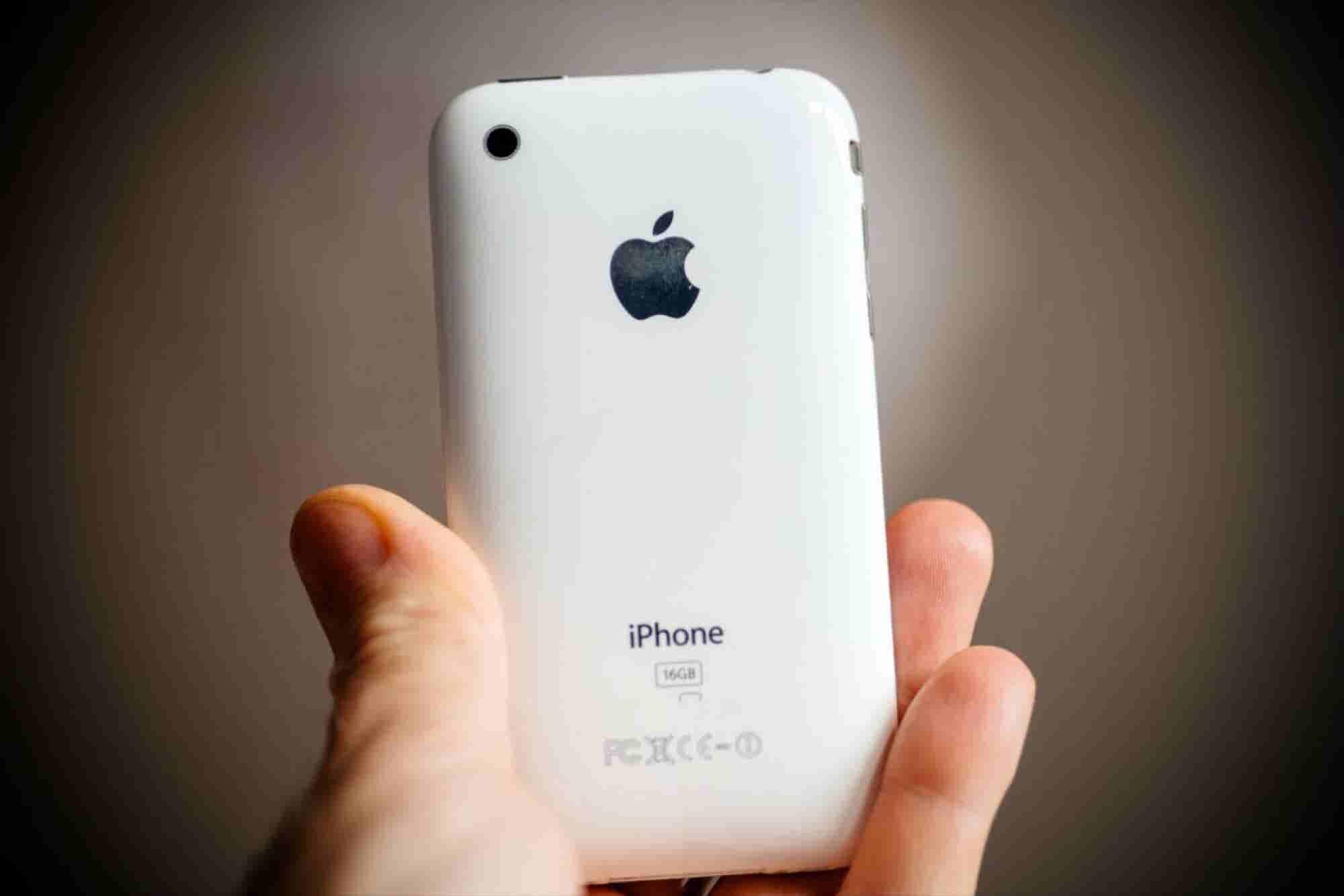 El regreso del iPhone 3GS, un viaje al pasado