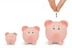 Los 3 cochinitos que transformarán tus finanzas personales