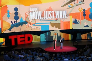 TED Talk's Head of Conferences Reveals the Secret to Giving a Better Presentation, Every Time