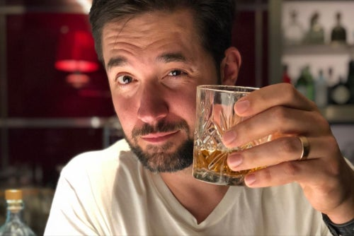 How Reddit's Alexis Ohanian Balances Work and Family