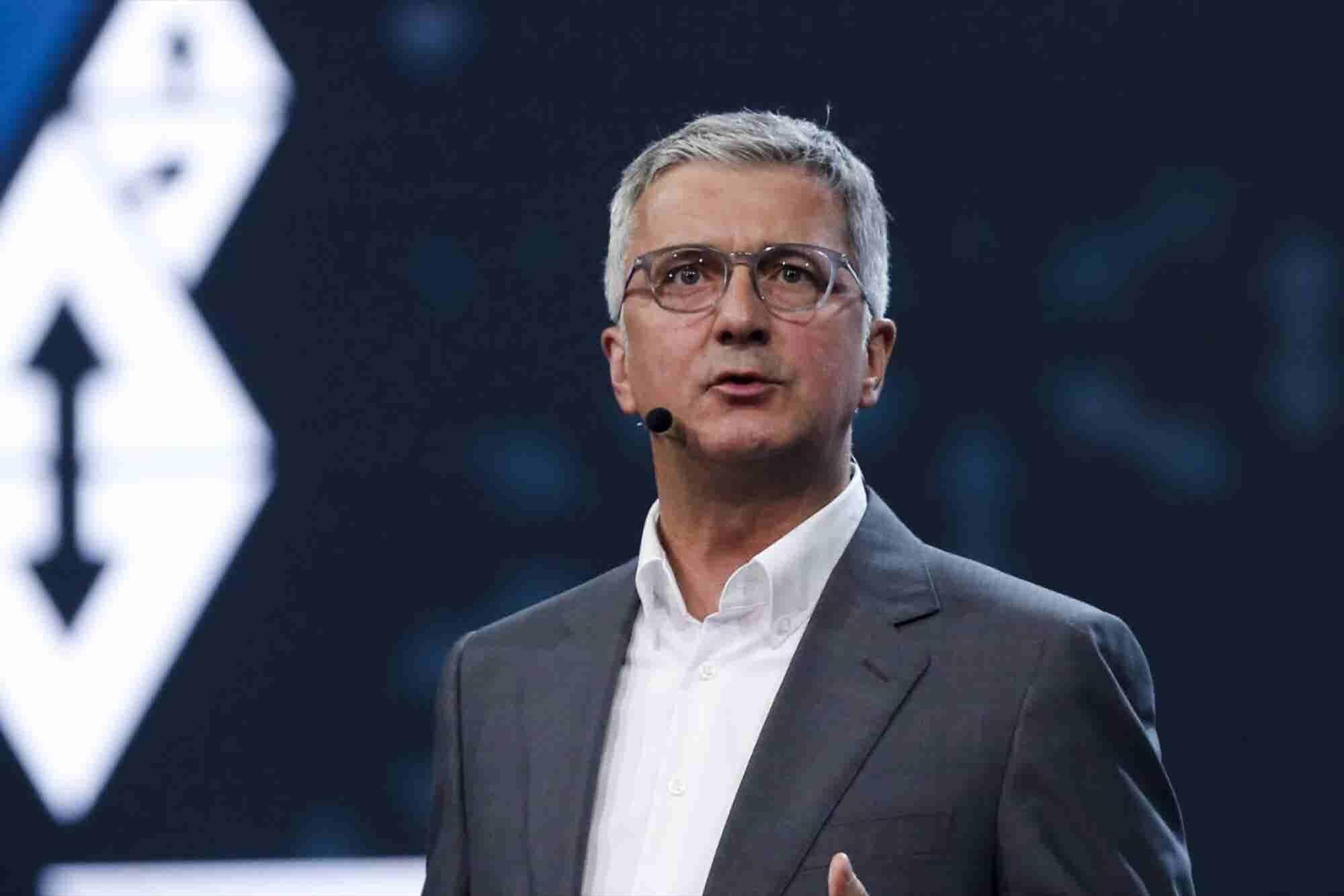 Audi CEO, Rupert Stadler, Arrested in Germany for Potential Evidence T...