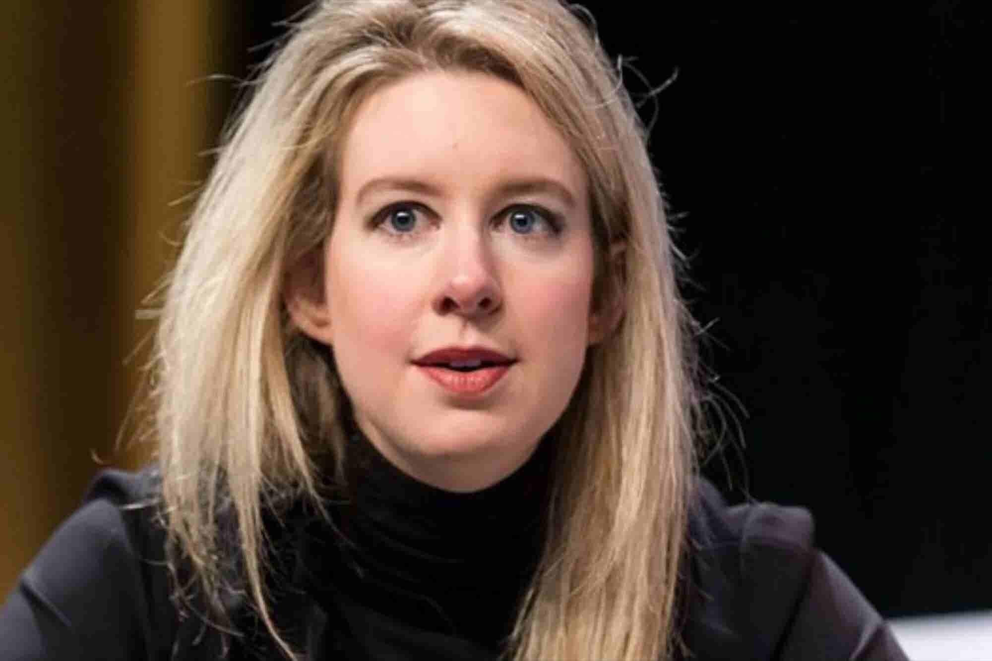 La ex promesa de Silicon Valley que ahora enfrenta 20 años de cárcel