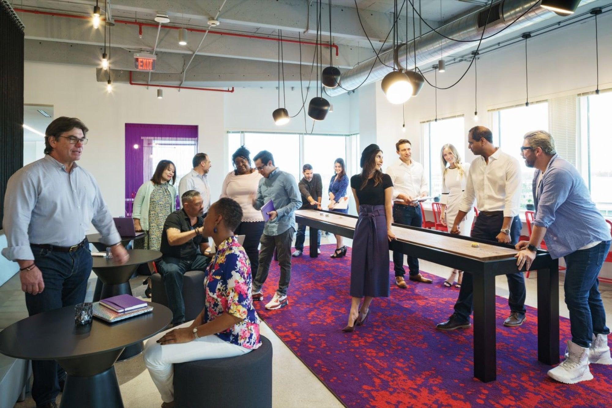 Inside Richard Bransonu0027s New Cruise Line Startup. Office Space