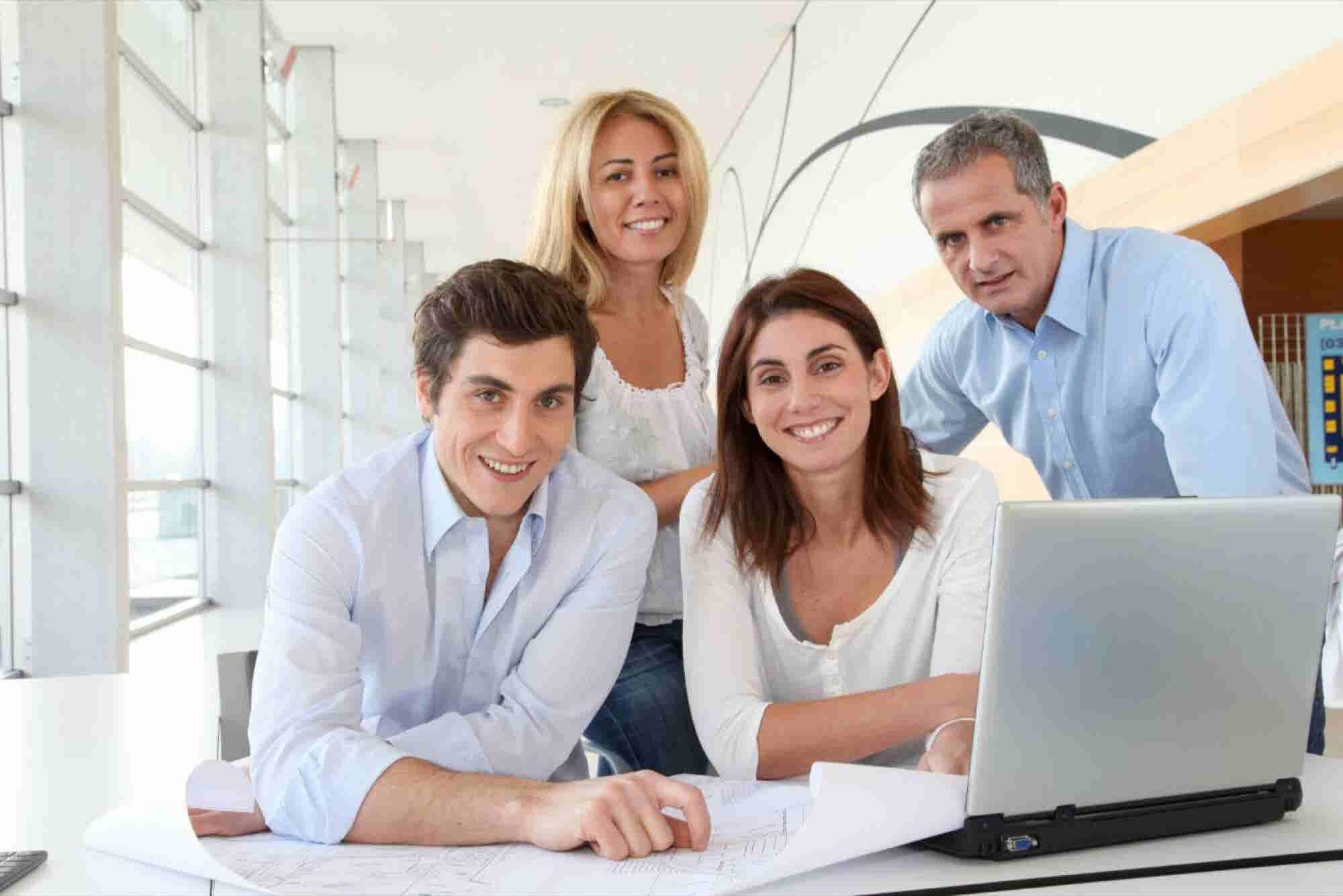 Las 4 personalidades que debes tener en tu equipo creativo