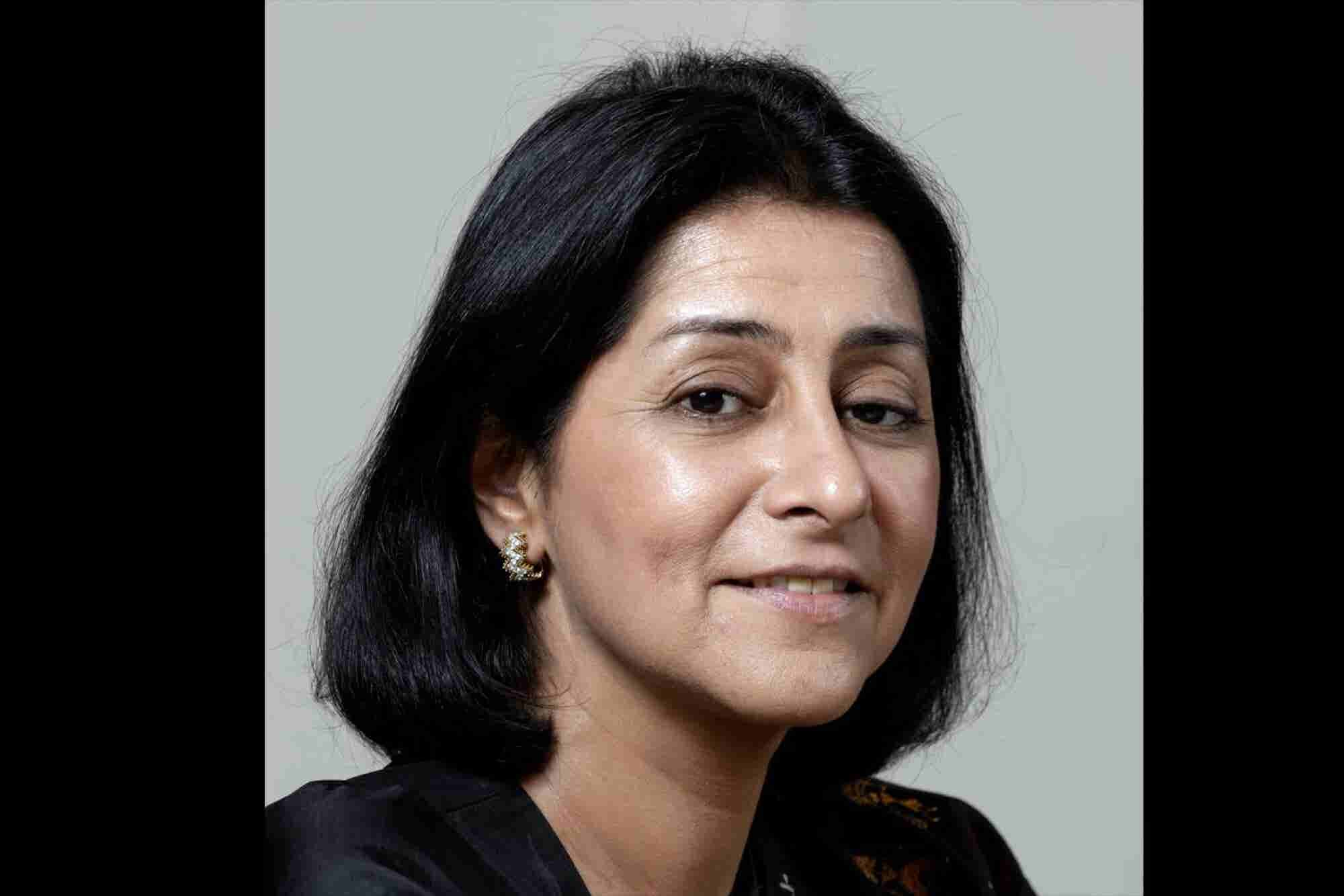 What's Keeping Naina Lal Kidwai Busy Post her Retirement?