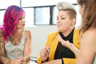 How to Be a Confident Badass at Work (and Silence That Little Voice in...