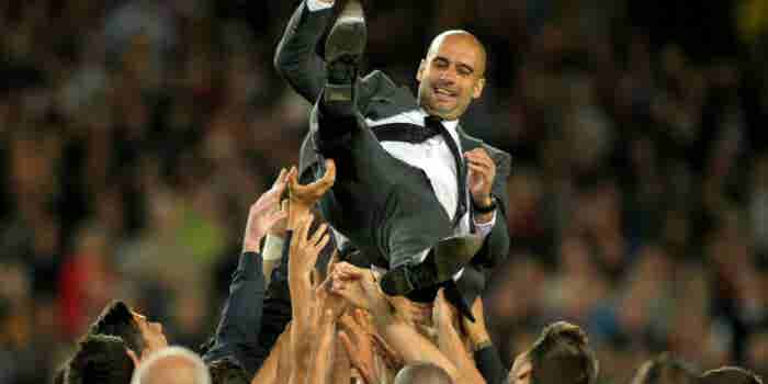 Los 5 principios de management de Pep Guardiola