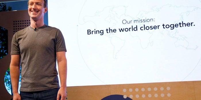Mark Zuckerberg dona fondos para que niños migrantes se reúnan con sus familias
