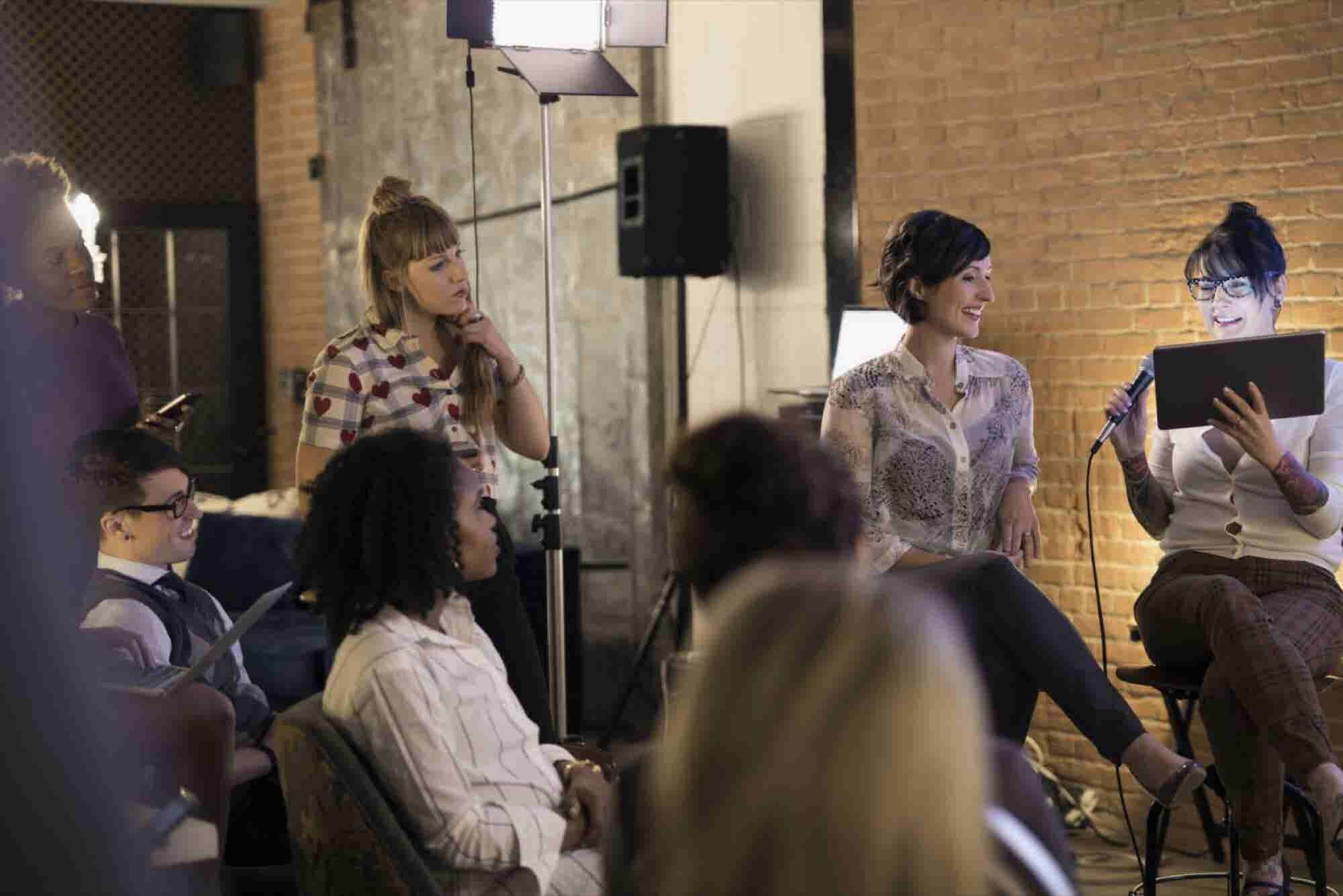 Why Diversity Onstage Really Matters -- and What You Can Do About It