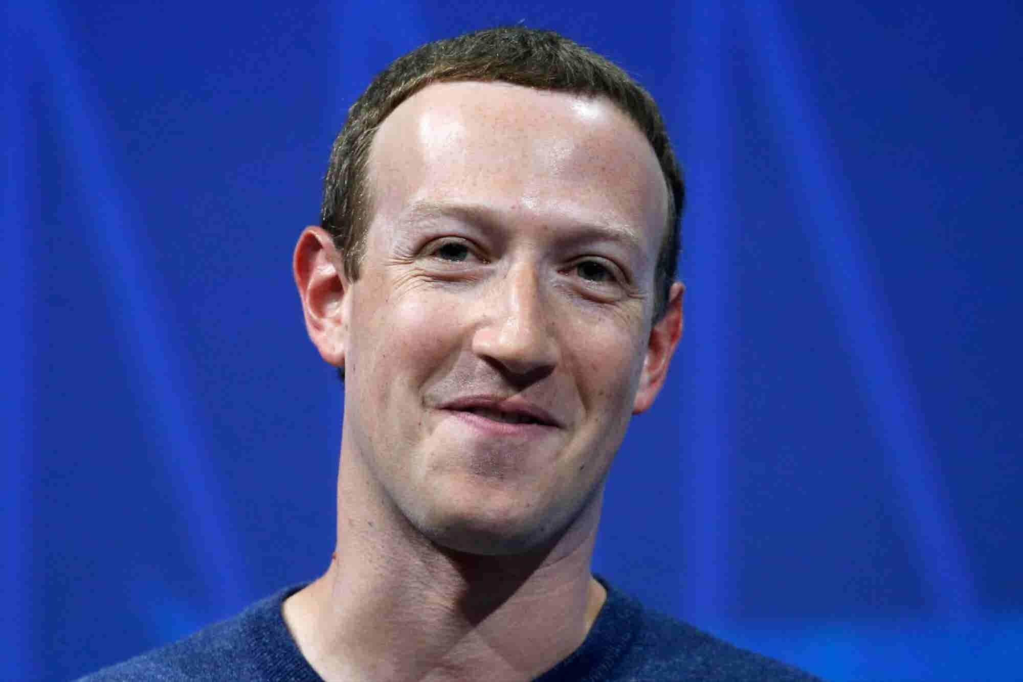 Mark Zuckerberg Soon to Replace Warren Buffett as World's Third-Richest Person