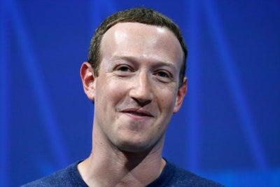 Mark Zuckerberg Soon to Replace Warren Buffett as World's Third-Riches...