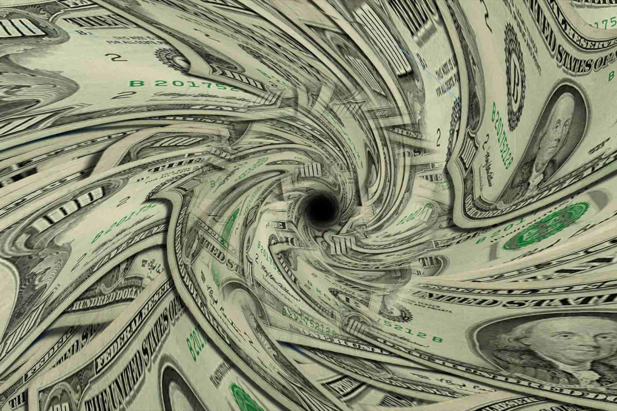 Why Tech Startups Can't Seem to Stop Flushing Cash Down the Toilet
