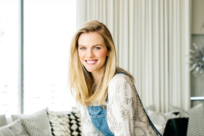 A Day in the Life of Model, Actress and Entrepreneur Brooklyn Decker
