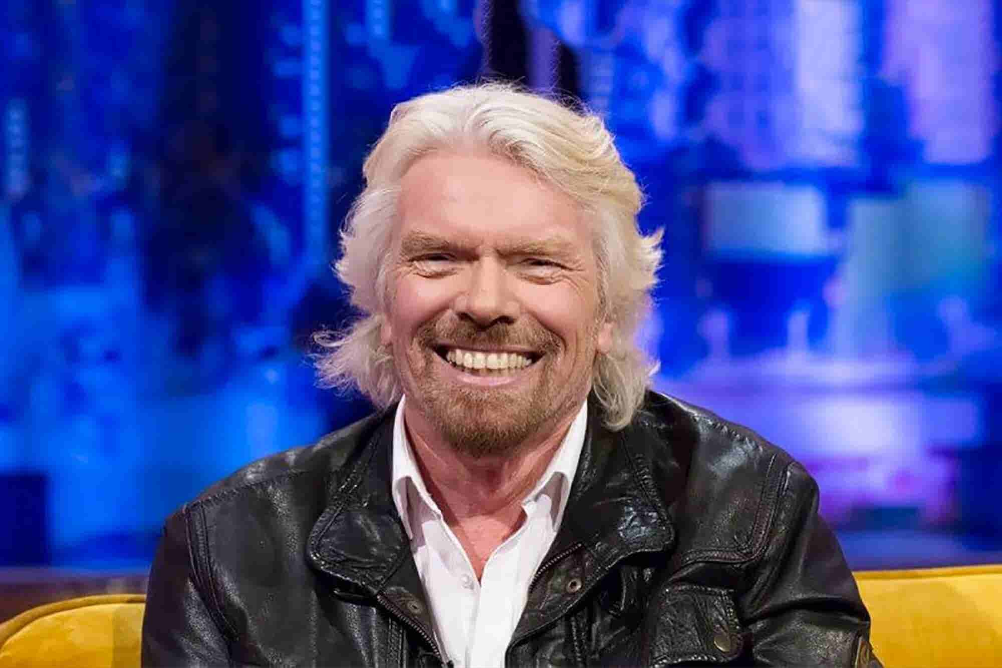 How Richard Branson Built His $5.1 Billion Fortune
