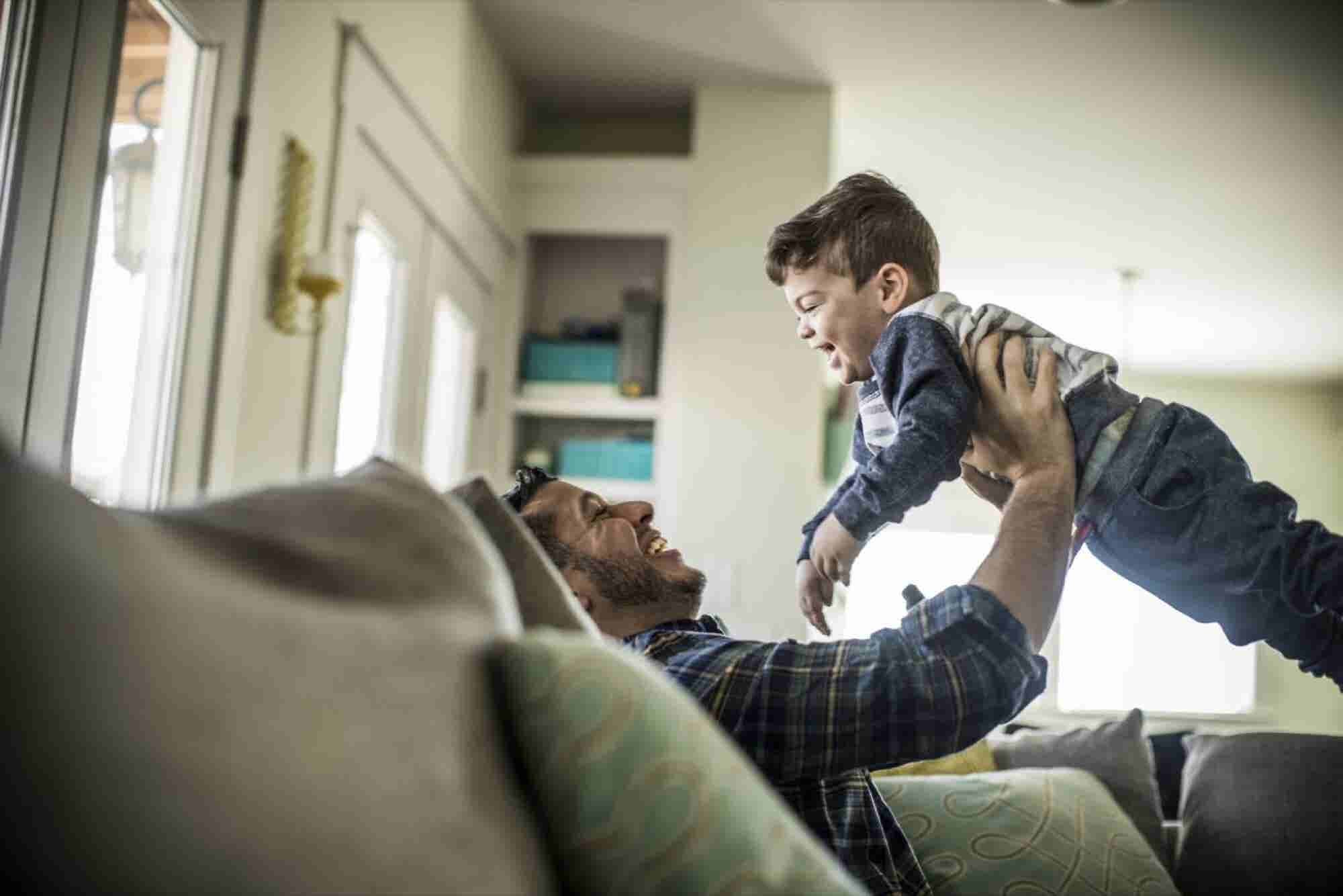 Marijuana and Parenting? Study Finds They Go Well Together.