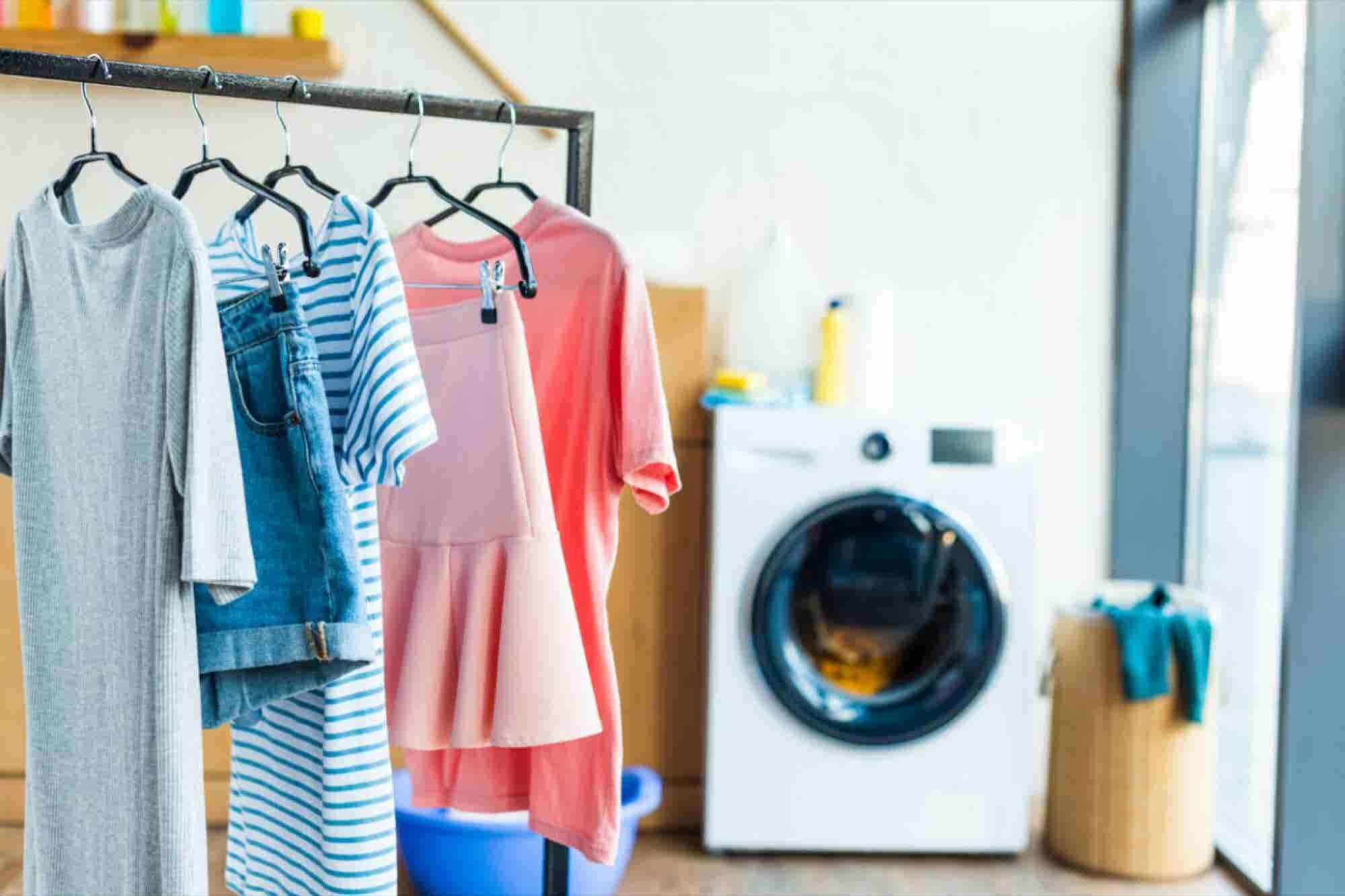 Abre un servicio de lavandería y tintorería a domicilio