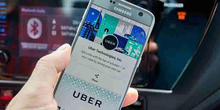 Uber sabrá si estás borracho al pedir su servicio