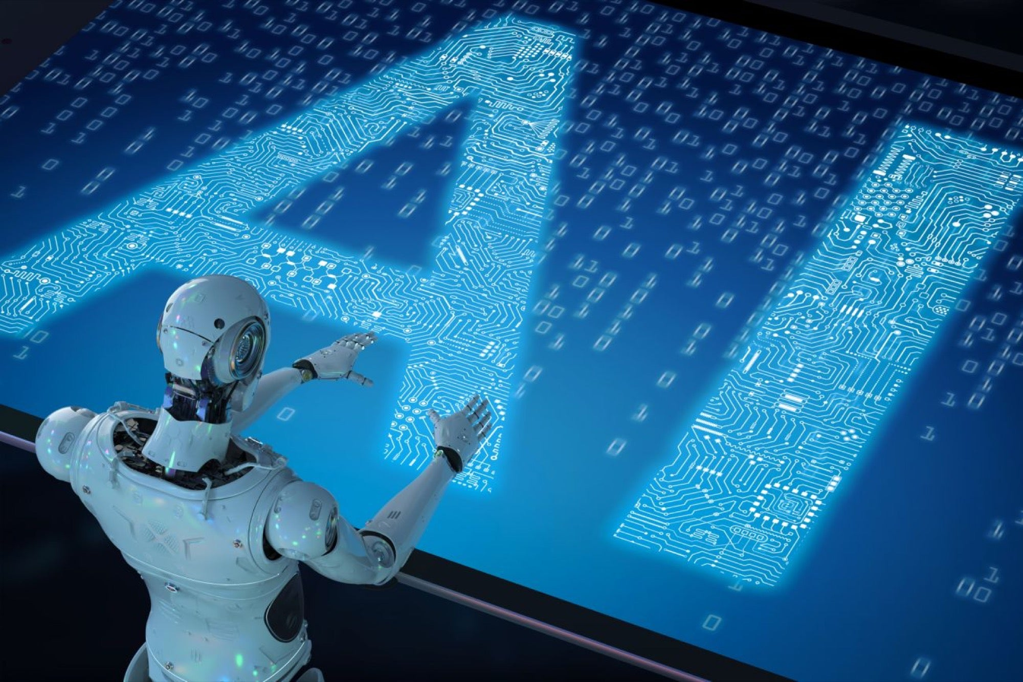 Robots Are Our Friends -- How Artificial Intelligence Is Leveling ...