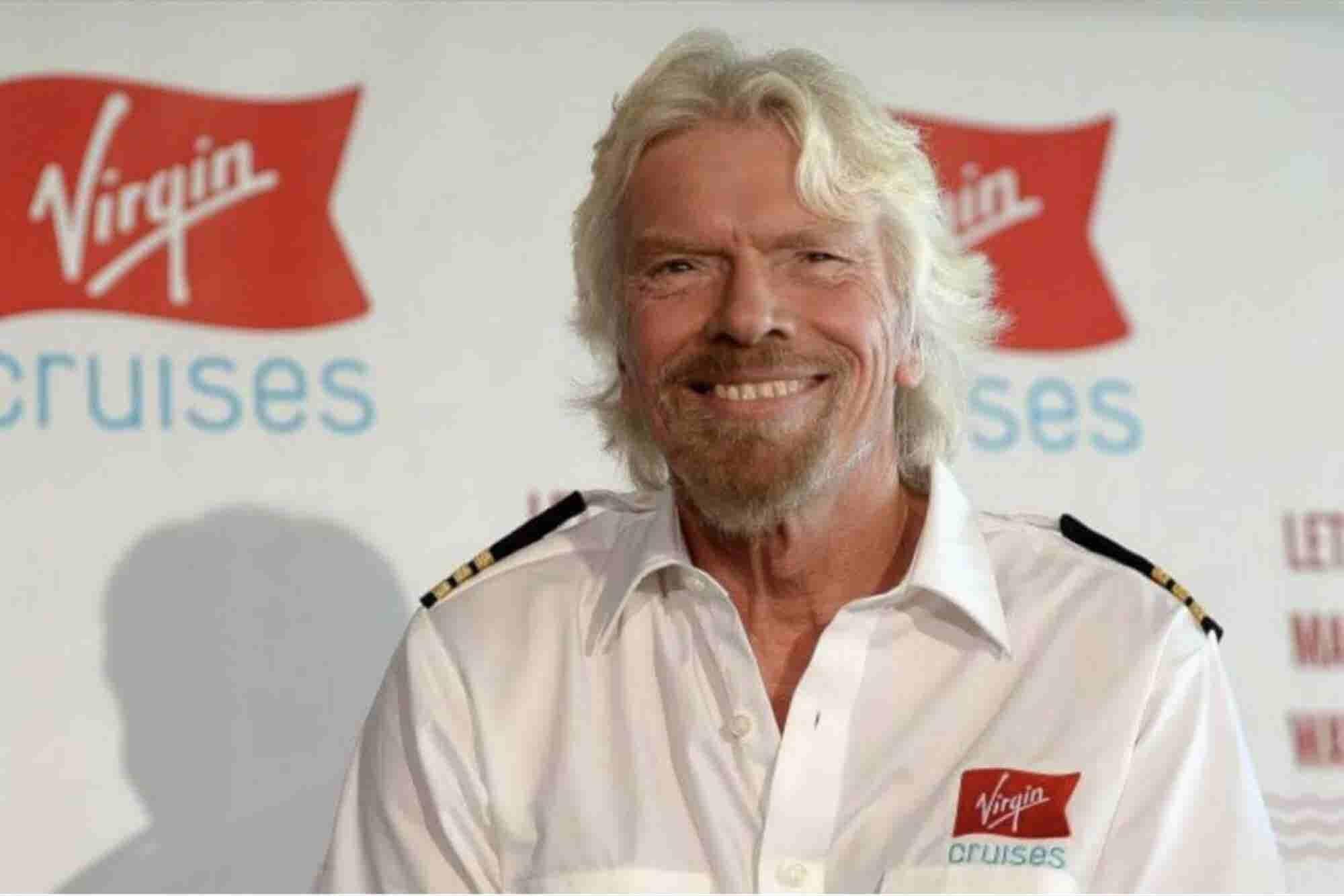 Cómo Richard Branson construyó su fortuna de 5.1 mil millones de dólares