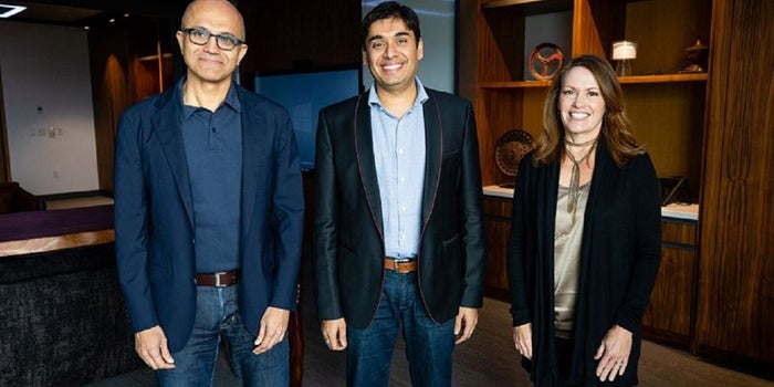 Microsoft is Using this Indian Unicorn to Defeat Amazon and Google